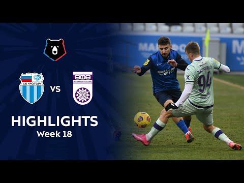 R. Volgograd Ufa Goals And Highlights