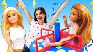 Куклы Барби и Челси. Ищем Челси с Тойклаб. Игры в Барби