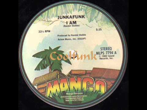 Junkafunk - I Am / Junkafunk I