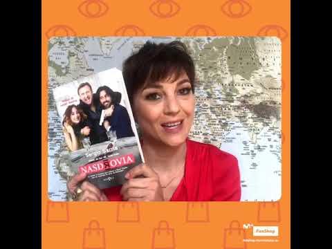 Ya puedes conseguir el libro de la serie Nasdrovia de Movistar+