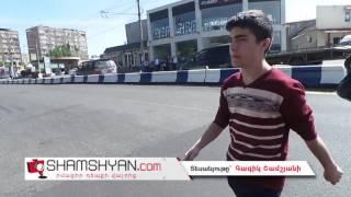 Երևանում հերթական վրաերթն է տեղի ունեցել պատկան մարմինների անգործության պատճառով