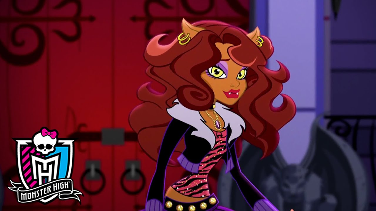 Best of Clawdeen Wolf  Monster High  YouTube