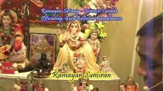 Ramayan Sumiran 2012 - Balliram Rambharose.