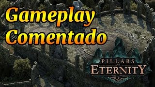 Vídeo Pillars of Eternity