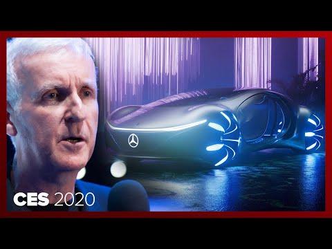 James-Cameron-made-an-Avatar-2-concept-car-with-Mercedes-Benz-Vision-AVTR
