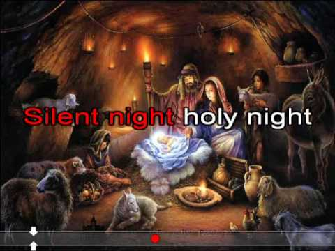 Silent Night Free Nativity Scene Ecards Greeting Cards