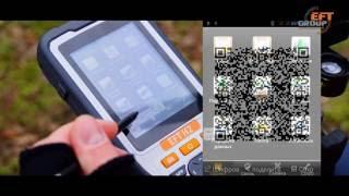 19. Інші налаштування приймача EFT М2 GNSS і програми EFT FS