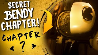 Exploring the SECRET BENDY CHAPTER! - Bendy and the Ink Machine Archives