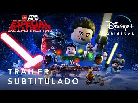 LEGO Star Wars: Especial de las Fiestas   Tráiler Oficial Subtitulado   Disney+