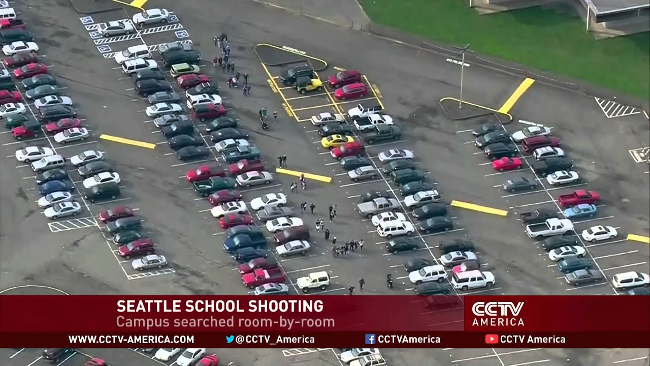 2 dead, including gunman, in shooting at North Lake College in Irving