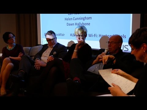 The London Book Fair 2015: Tech Tuesdays Bookseller Discussion Panel