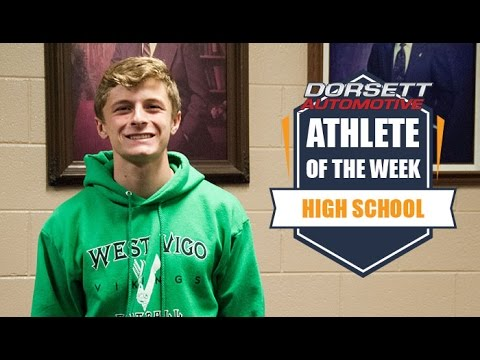 Dorsett Automotive High School Athlete of the Week - Ethan Roach