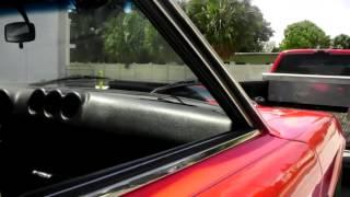 1977 Datsun Custom Converted V8, Trailored