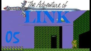 Zelda II: The Adventure of Link #5 Wasserdorf von Saria [Blind/German/Let