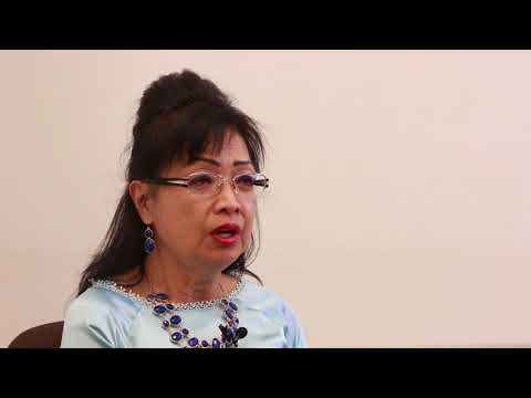Van Lan Truong talks about Vietnam and immigrant community struggles