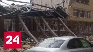Гибель под обломками школы: в Ленинградской области произошло ЧП