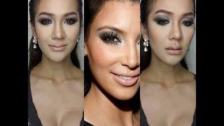 Kim Kardashian MakeUp inspired แต่งตามเซเลบ คิม คาแดเชียน Thumbnail