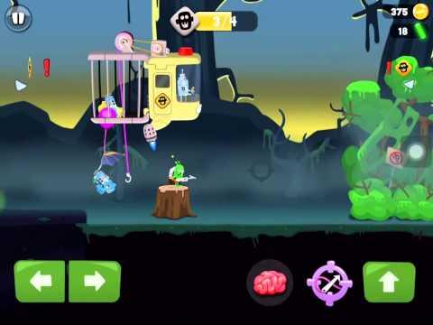 Zombie Catchers Gameplay - YouTube