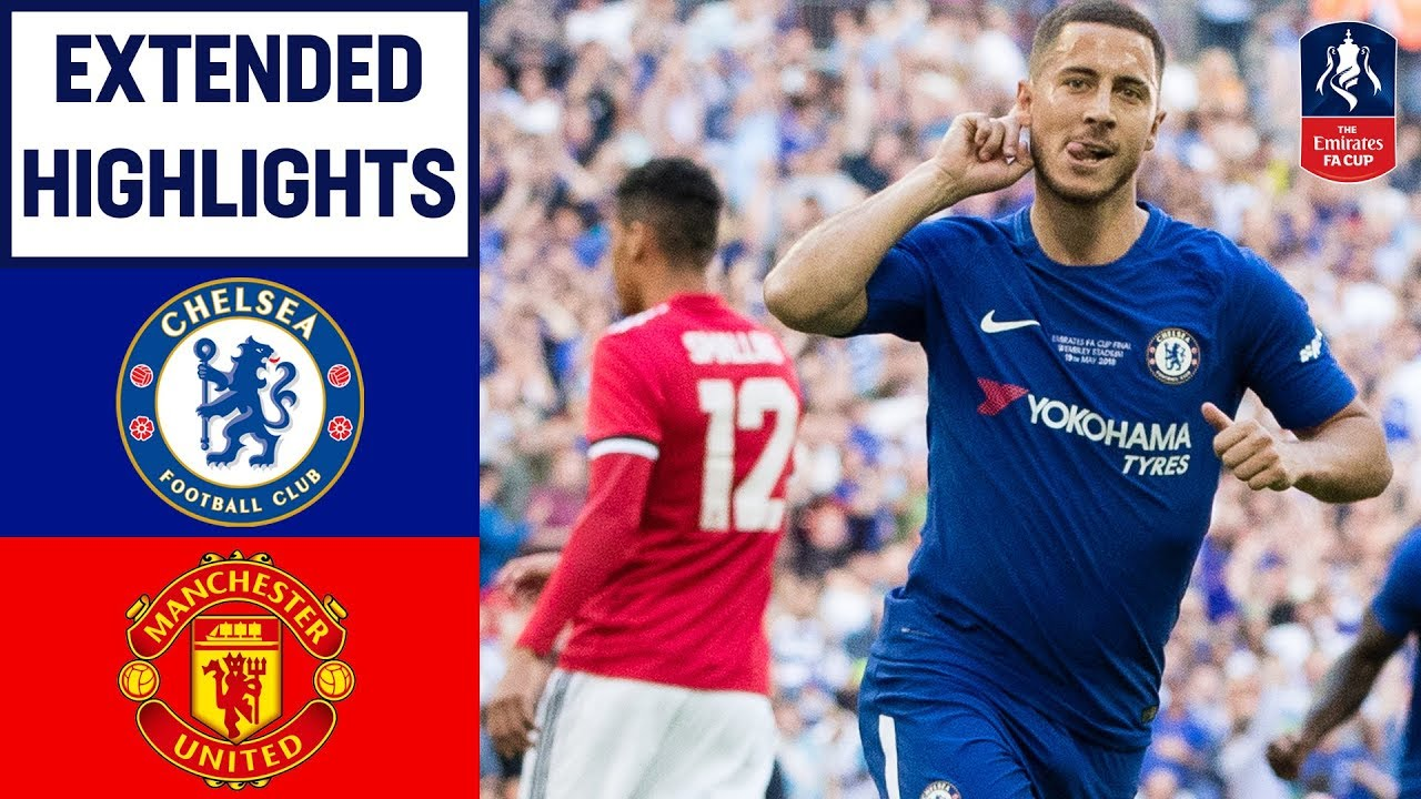 Watch chelsea vs man united highlights