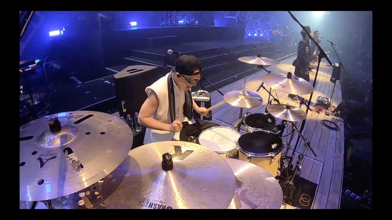 Dear Jane - 無憾的生存 (Drum Cam) - YouTube