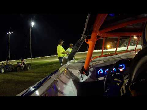 Lance Carroll 7c Greenville Speedway Qualifying