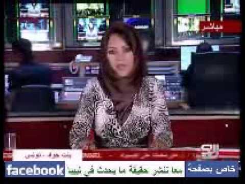 بنت الأجواد الليبية تكشف ٠  ا يحدث في طرابلس 19 09 2011