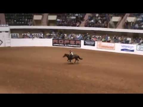 Silver Lining & Mary Miller Jordan Supreme Extreme Mustang Makeover Bridleless & Bareback