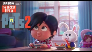 The Secret Life Of Pets 2 | Character Personality | Now on Digital; 8/27 on Blu-ray & DVD