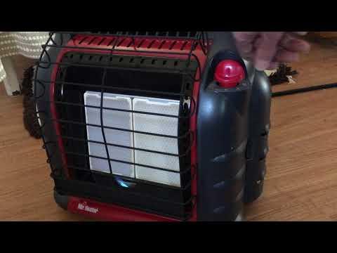 Mr. Heater Big Buddy not lighting (Problem Solved)
