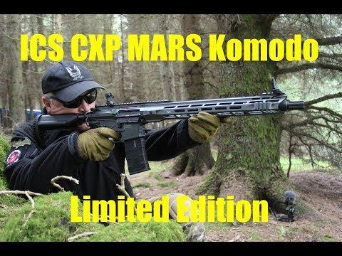 ICS CXP MARS Komodo, Limited Edition