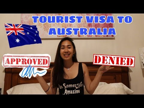 HOW TO GET AUSTRALIA TOURIST VISA IN 5 DAYS || ONLINE APPLICATION || FILIPINA EXPERIENCE