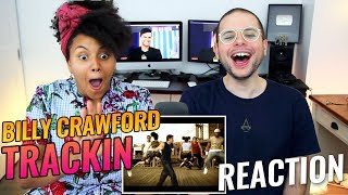 Billy Crawford - Trackin | REACTION