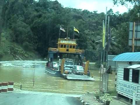 ferry brunei to sarawak
