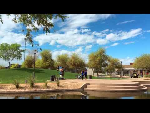 In Honor of Earth Day, the Amazing Camelback Ranch #Dodgers