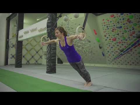 Lattice Training - Gymnastic Rings and TRX