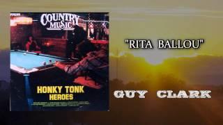 RITA BALLOU - Guy Clark