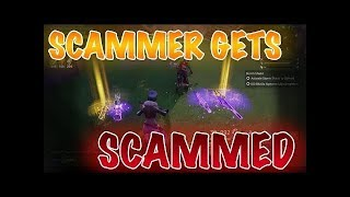 BEST Scammer Gets Scammed EVER Fortnite Save The World PVE Endo