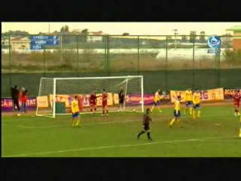 CFR Cluj (Romania) - NK Koper (Slovenia) 1-2 www.rojadirecta.es