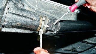 видео Замена крестовин кардана на ВАЗ 2101-ВАЗ 2107