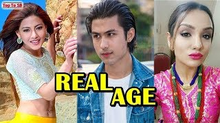 Real AGE of Top Nepali Actor & Actresses 2018-19