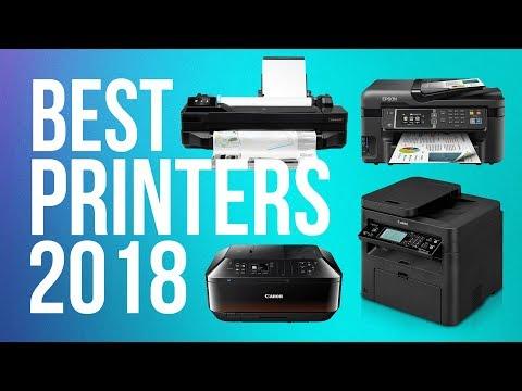 Best Printers 2018  - Top 10 Home & Office Printers of 2018