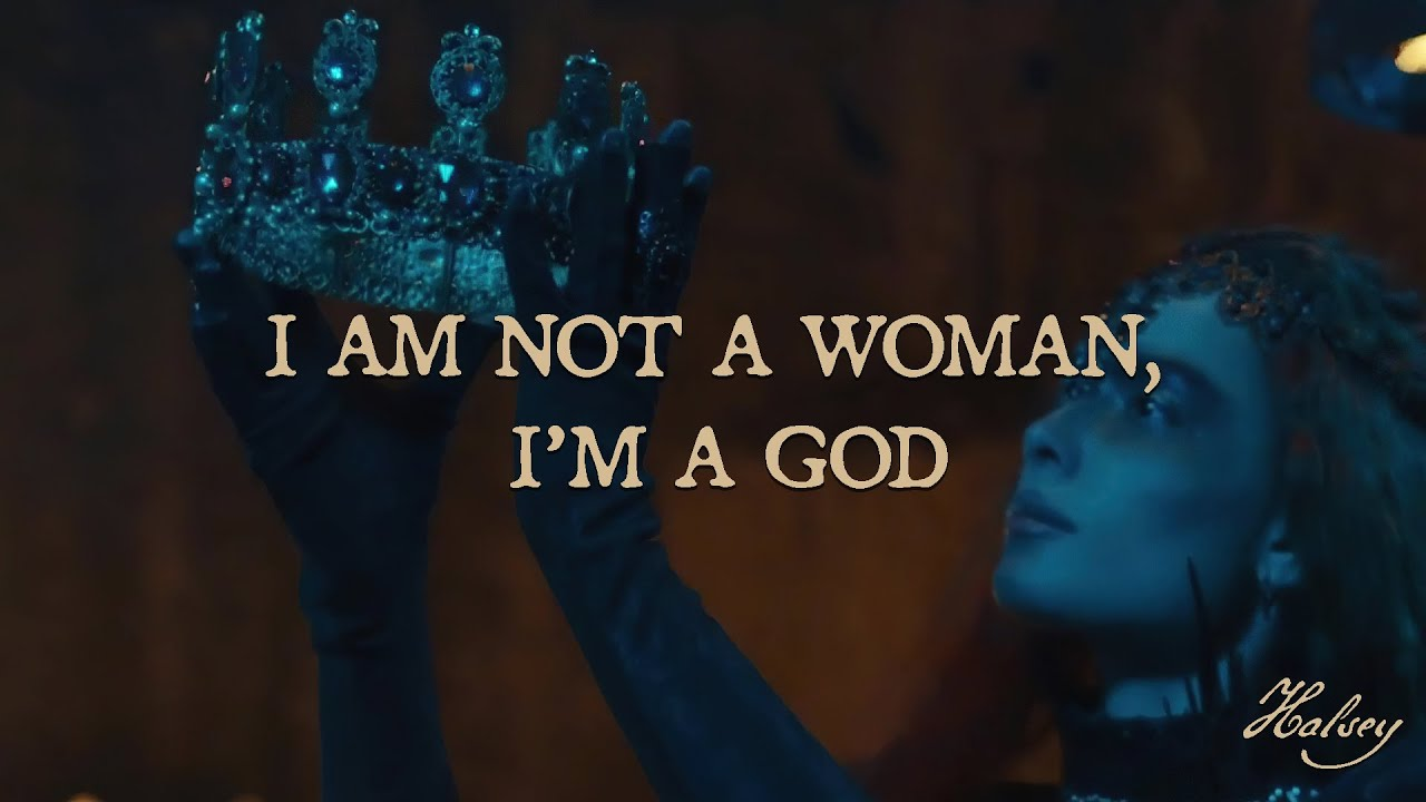 Download Halsey - I am not a woman, I'm a god (Live) [Audio] (From IICHLIWP- LIVE PERFORMANCE DIGITAL ALBUM)