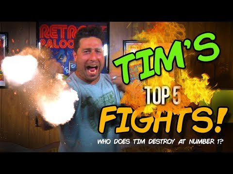 Tim's Top 5 Physical Fights With His Brothers - Top 5 Friday