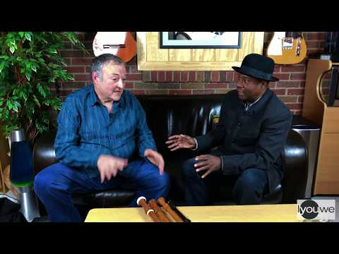 """Joel Levine and Lenny White Discuss """"The Whistleblower"""""""