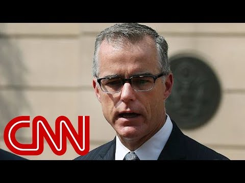 McCabe: I opened FBI investigation into Trump