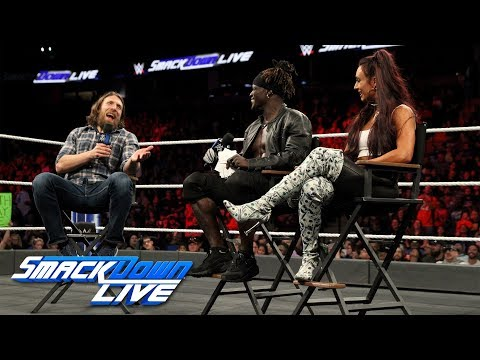 "Daniel Bryan appears on ""Truth TV"": SmackDown LIVE, Sept. 25, 2018"