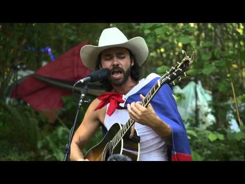 Shakey Graves - If Not For You (Live on KEXP)