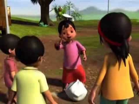 Meena Bangla 3d cartoon : Meenar Avijan Bangla