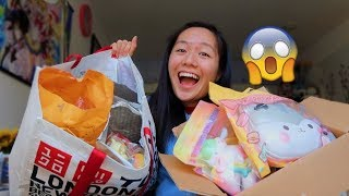 MY BIGGEST SQUISHY PACKAGE HAUL EVER | BLACK FRIDAY