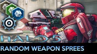 Halo 5: Guardians - Random Weapon Sprees
